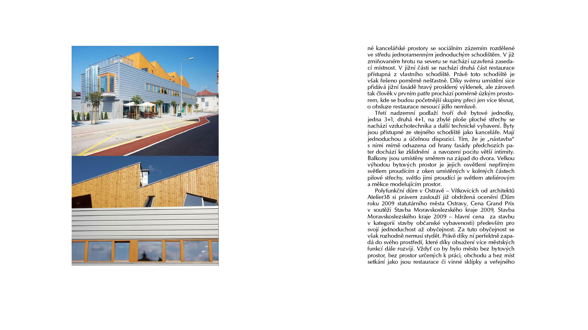 Contemporary Czech Architecture page 78