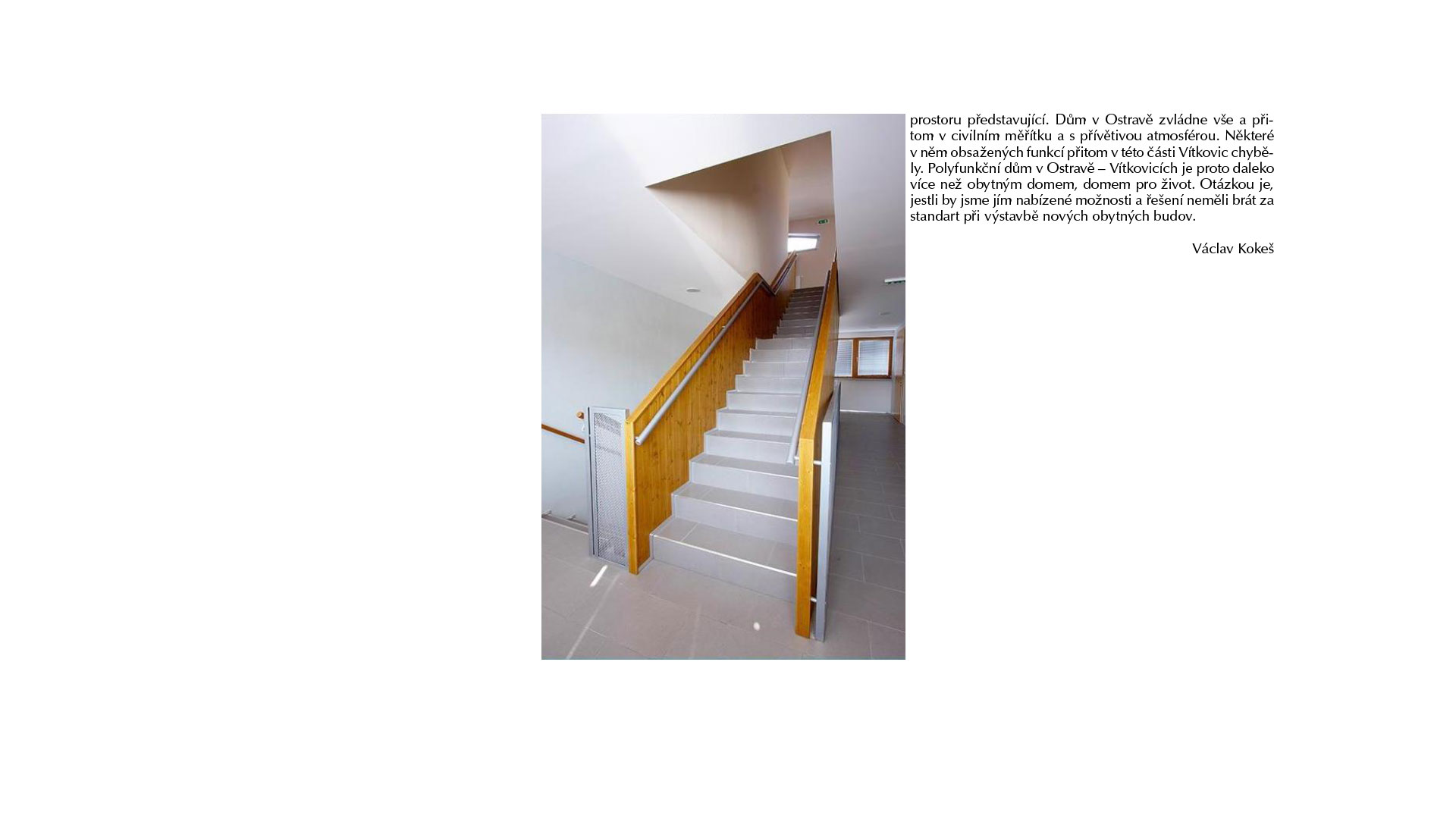 Contemporary Czech Architecture page 79
